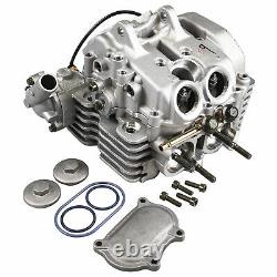 NICHE Cylinder Head Kit for with Spark Plug & Camshaft Yamaha Grizzly 660