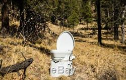 Nature's Head Dry Composting Toilet Camp Rv Marine Cabin Off-grid