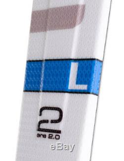Neue Ski Head The Link R mit Bindungen Tyrolia SP 10 LANGE 163 cm