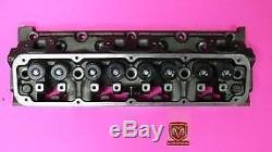 New Dodge Chrysler Eq Monster Magnum 318 360 5.2 5.9 Ohv V8 Cylinder Heads
