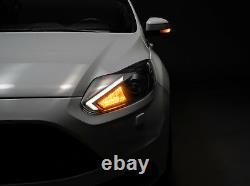OSRAM LEDriving XENARC Ford Focus 3 MK3 Bi-XENON Scheinwerfer LED TFL Blinker