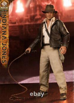 PRESENT TOYS 16 PT-sp12 Indiana Jones Raiders of the Lost Ark Figure Presale