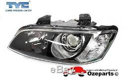 Pair LH+RH Head Light Lamp Projector For Holden Commodore VE S2 SSV Calais 1013