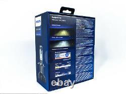 Philips H4 LED X-treme Ultinon Gen2 (9003) Car Headlight Bulbs 6000K +250% + CAN