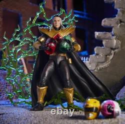 Power Rangers Lightning Collection Mighty Morphin Lord Drakkon EVO III Exclusive