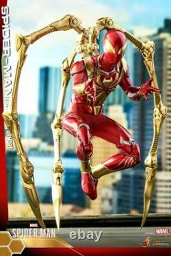 Preorder Hot Toys 1/6 Game Ver. Iron Spider-Man Armor Action Figure Model VGM38