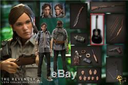 Presale MTTOYS 1/6 The Last of Us Ellie The Revenger Figure Collectible Toys
