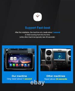 Pumpkin Single DIN 10.1 Android 10.0 Car Stereo GPS Sat Nav DAB+ WiFi Head Unit