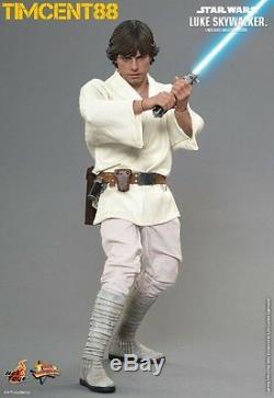 Ready! Hot Toys MMS 297 Star Wars IV A New Hope 1/6 Luke Skywalker Hamill Normal