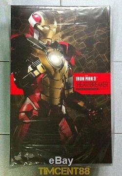 Ready! Hot Toys MMS212 Iron man 3 Mark XVII 17 Heartbreaker 1/6 Figure