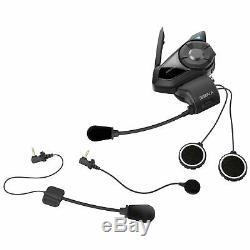 SENA 30K Motorrad Headset EINZEL High-End Mesh Networking Technologie Intercom