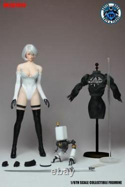 SUPER DUCK 1/6 SET019 NieRAutomata 2b YoRHa No 2 Fit 12 Female PH Figure Body