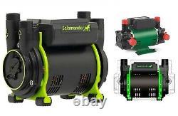 Salamander CT75XTRA Twin Impeller Shower Pump 2.0 Bar CT75 Xtra Positive Head