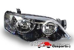 Set / Pair LH+RH Head Light Lamp For Ford BA BF Falcon XR6 XR8 FPV GT Typhoon