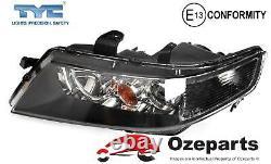 Set / Pair LH+RH Head Light Lamp For Honda Accord Euro CL Series 1 20032005