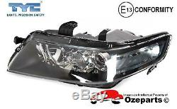 Set / Pair LH+RH Head Light Lamp For Honda Accord Euro CL Series 2 20052008