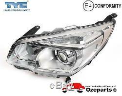 Set Pair LH+RH Head Light Lamp Projector LTZ For Holden Colorado 7 Ute RG 1216