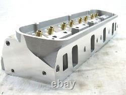 Small Block Ford 289/302/5.0L 180CC/60CC Angle Plug Alum Cylinder Head BPE-3004