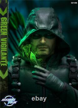 Soosootoys 1/6 SST019 Green Arrow Vigilante 12 Male Action Figure Toys Presale