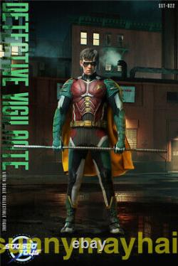 Soosootoys 1/6 SST022 Nightwing Batman Heir Robin Man 12'' Action Figure Model
