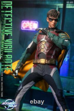 Soosootoys 16 SST022 Detective Vigilante 12inch Male Action Figure Doll Presale