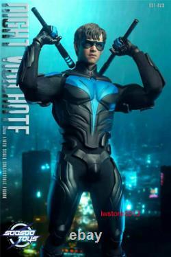 Soosootoys 16 SST023 Night Vigilante 12 Male Action Figure Collectible Presale