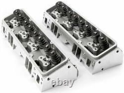 Speedmaster PCE281.2009 Small Block Chevy 350 Aluminum Cylinder Heads 205cc / 64