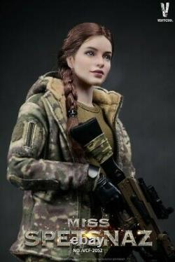 VERYCOOL 1/6 VCF-2052 Russian Special Combat Women Soldier Action Figure Presale