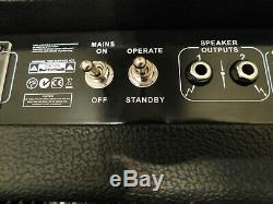 VHT D-50H Dumble-style 50 Watt All Tube Guitar Amplifier Head In Stock Today