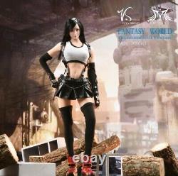 VSTOYS 19XG63 1/6 Final Fantasy World Tifa Lockhart Seamless Body Action Figure