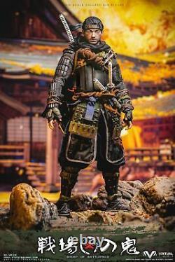VTS TOYS 1/6 Tsushima Island Samurai Ghost of Battlefield VM-036 Action Figure