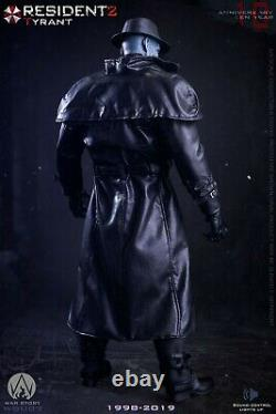 WAR STORY 1/6 WS007B Resident 2 Mad Tyrant 12 Action Figure Collectible Presale