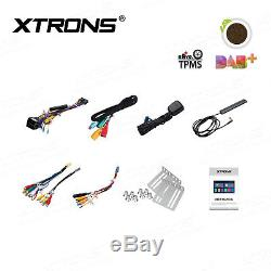 XTRONS 7 Android 8.1 Double DIN Head Unit GPS Navi Player 4G Dash Radio Stereo