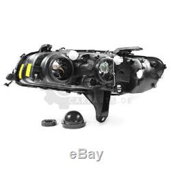 Xenon Scheinwerfer Set Opel Omega B Bj. 99-03 Facelift D2S+H7 Q1L