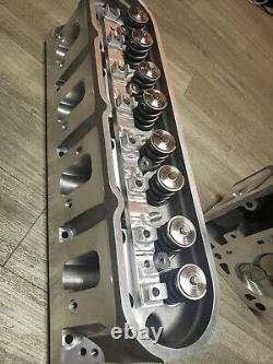 Xtreme CFM CNC Ported LS3 LSA LS9 LS7 Cylinder Heads Aftermarket Race Heads